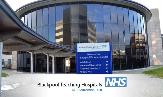 Blackpool Hospitals fined for publishing staff details