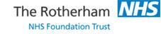 The Rotherham NHS Foundation Trust logo