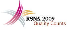 RSNA 09 Logo