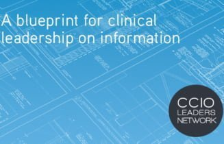 A blueprint for clinical leadership on information