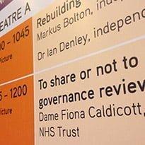 Fiona Caldicott calls for IG name change