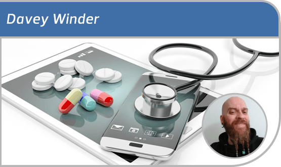 Davey Winder: How healthy is NHS app security? Not very, I fear.