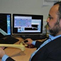 Lincs surgeons practice on Wii hip