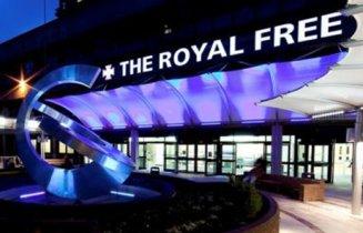London-Royal-free