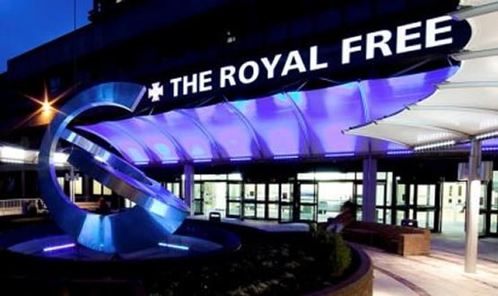London-Royal-free-trust