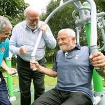 Cards could link exercise and benefits