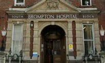 Royal Brompton speeds up network