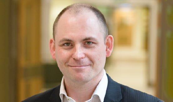 Health CIO profile: Thomas Poulter