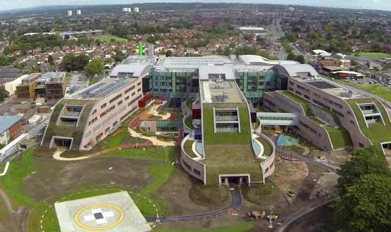 Alder Hey hospital upgrades IT system