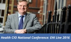 Health CIO National Conference next week