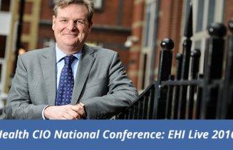 Health CIO National Conference next week