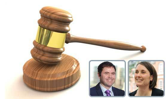 Legal view: sharing is daring?