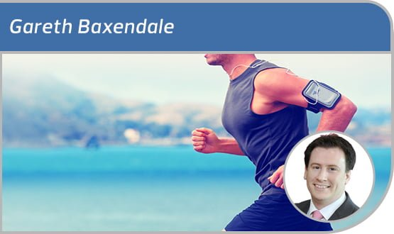 Gareth Baxendale: can wearables count for medicine?