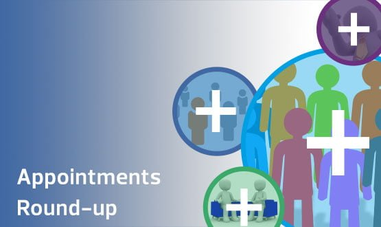 Healthcare IT appointments in brief