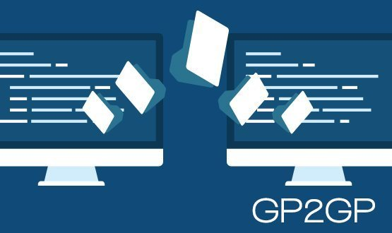 GP2GP allows large file transfer