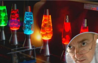 Joe's view of lava lamps (and the Great North Care Record)