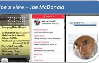 Joe's view: of Patient Online
