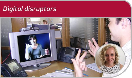 Laura's digital disruptors: GP video consultations