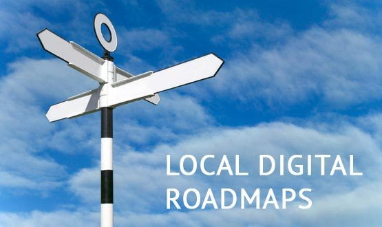 Local digital roadmaps delayed