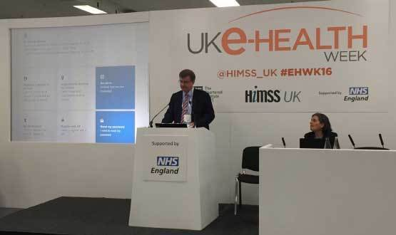 London develops Health and Care Information Exchange