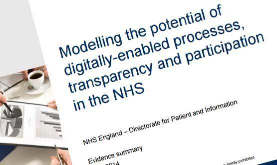 NHS IT needs £8 billion – McKinsey