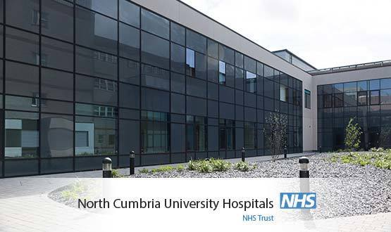 Metavision live at new Cumbria hospital
