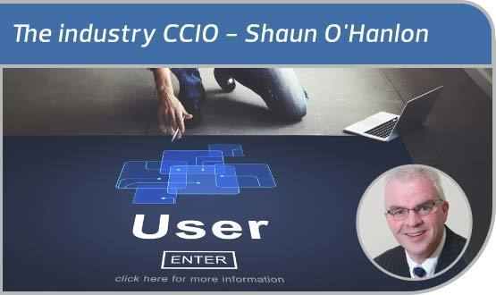 The industry CCIO: let's get serious about usability