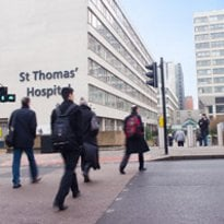 DrDoctor cuts DNAs at Guy's and St Thomas'