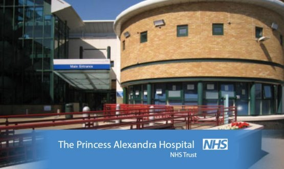 Harlow hospital pays £1.8m EPR-related fine