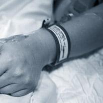 Hospitals still failing on wristbands