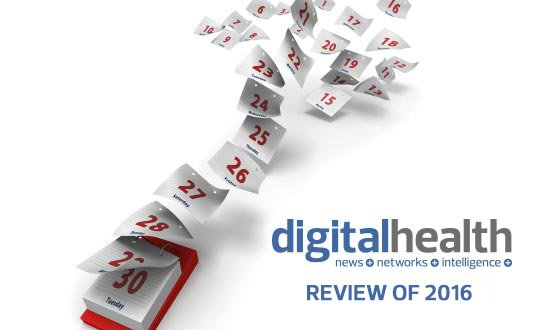 Most read Digital Health news stories, 2016