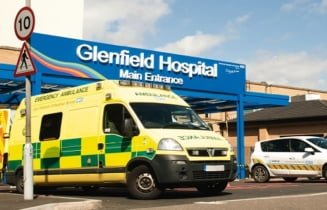 Glenfield Hospital at University Hospitals of Leicester NHS Trust