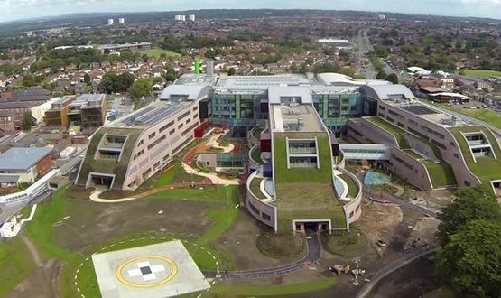 Alder Hey implements Stratus software to eradicate paper processes
