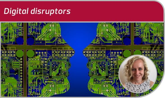 Digital Disruptors artificial intelligence