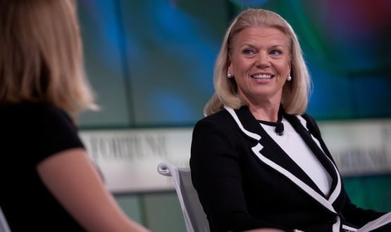 IBM's CEO says AI will unlock golden era for health