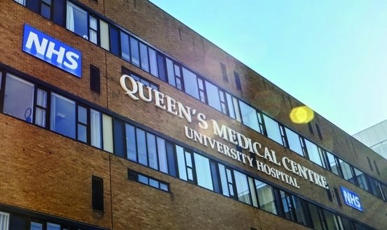 Cardiology clinic reduces pressure on Queen's Medical Centre