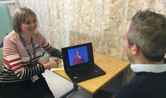 Sheffield deploying video sign language service