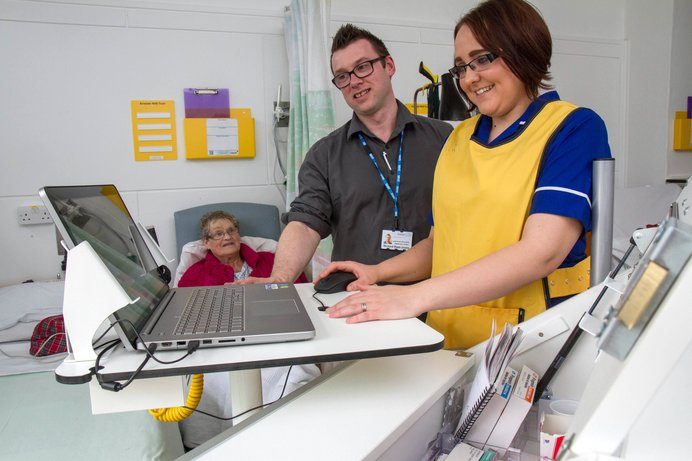 Transforming acute care at Airedale