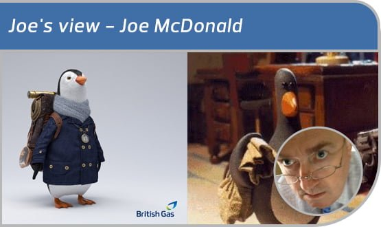 Joe's View: Identity