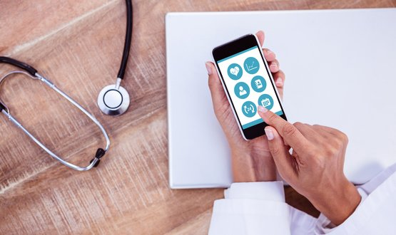 Mobile healthcare to top $28bn in 2018 as doctors turn to digital