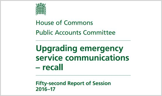 Emergency services' may be left unable to share radios for 6 months