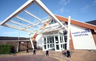 Harplands Hospital North Staffordshire Combined Healthcare NHS Trust