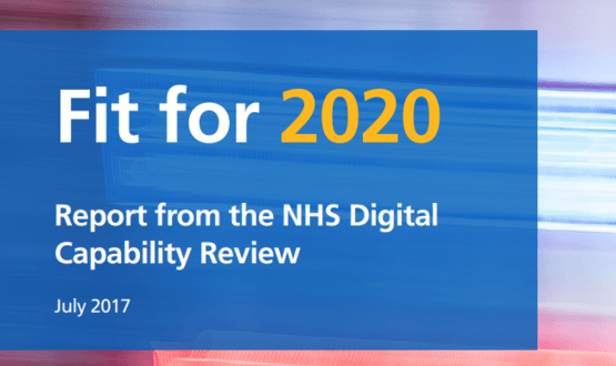 New review highly critical of NHS Digital's capabilities