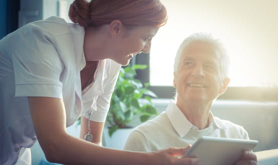 Care homes need better digital information sharing