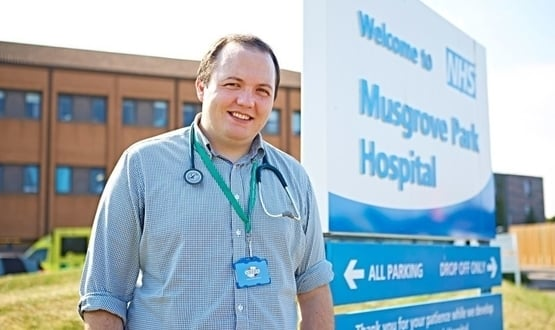 Somerset A&E clinicians benefit from electronic patient record