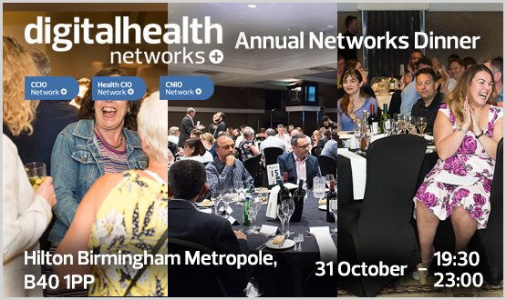 Digital Health's Networks Annual Dinner