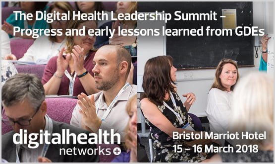 Digital Health Leadership Summit, 2018: Leading digital transformation in health and care