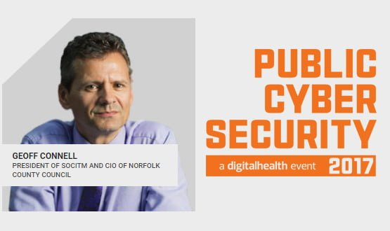 PCS Interview: Geoff Connell on working together on cyber security