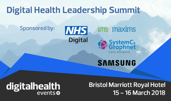 Digital Health Leadership Summit – two weeks to go