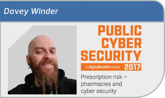 Davey Winder: prescription risk – pharmacies and cyber security